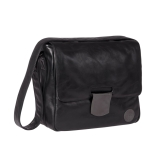 Tender Messenger Bag Solid, Black