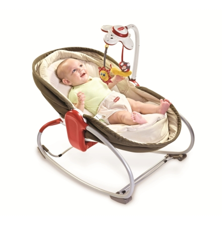 Tiny Love 3 in 1 Rocker-Napper, Brun