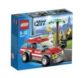Brandchefens bil