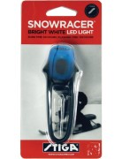 Stiga Snowracer Bright White Led Light, Blå