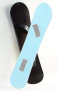 Snowboard 95 cm, Svart
