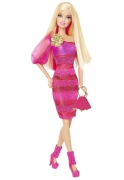 Barbie Fashionista - Hot Pink