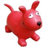 Hoppdjur Hund