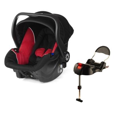 Brio Primo Babyskydd inkl. bilbas Black/Red