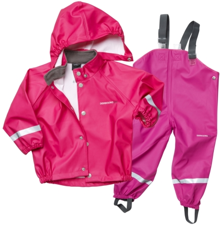 Slaskeman Set Barn, Fuchsia