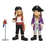 2 sjörövare och Rosalinda