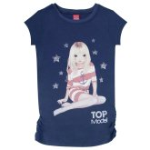 TOPModel T-Shirt, Twilight Blue