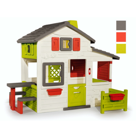 Smoby Lekhus Friends House