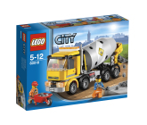 Lego 60018 - Cementblandare