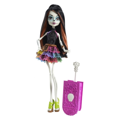 Monster High Travel Doll Skelita Calaveras