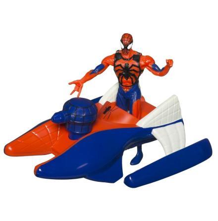Spider-Man Power Webs Racer