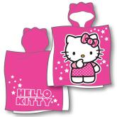 Hello Kitty Badponcho