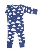 MOLN Bodysuit, Blå