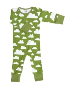MOLN Bodysuit, Grön
