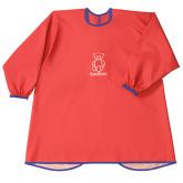 BabyBjörn Lek- och Ätförkläde, Röd