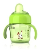 Philips Avent Magic pipmugg 200ml 6m+, Grön