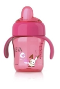 Philips Avent Magic pipmugg 260ml 12m+, Rosa