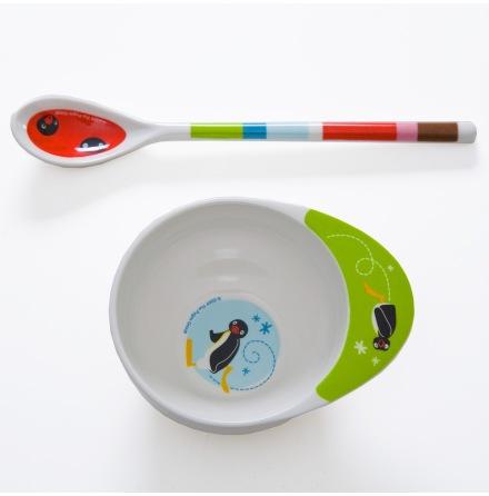 Pingu Matningsset, Grön/Orange