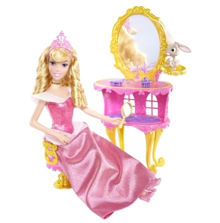 Disney Prinsessa & Möbel, Törnrosa