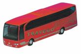 DC Buss, Röd