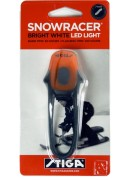 Stiga Snowracer Bright White Led Light, Orange
