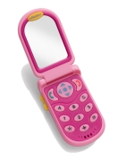 Flip & Peek Fun Phone, Rosa