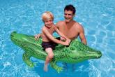 Intex Krokodil badleksak
