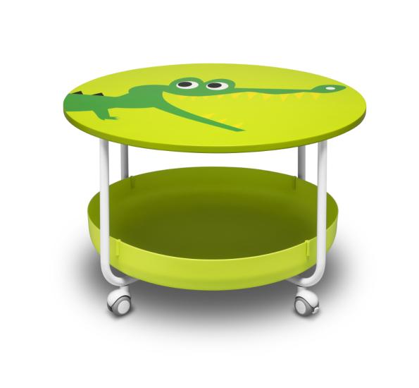 Bord På Hjul, Krokodil nids4kids