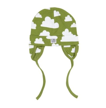 MOLN Mössa med öronlappar, grön