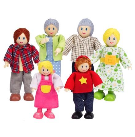 Happy Family Caucasian