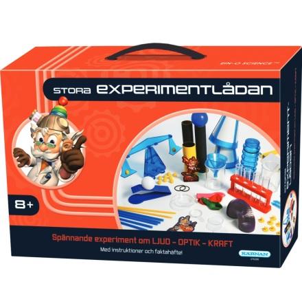 Ein-o Stora Experimentlådan