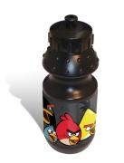 Angry Birds Sportflaska, svart