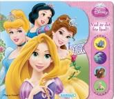 Prinsessan - Vad är det för ljud?