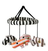 Silly U Zoopreme 3D sängmobil, Flicka