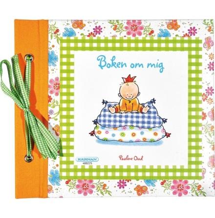 Babyalbum Boken Om Mig