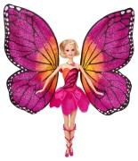 Barbie Mariposa med fjärilsvingar
