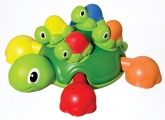 Tomy Bada med Sköldpaddan