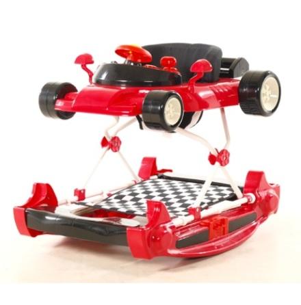 2ME Lekstol, Ferrari Röd/Svart