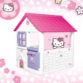 Smoby Lekhus Hello Kitty