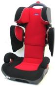 Klippan Bältesstol ES06, Red/Black