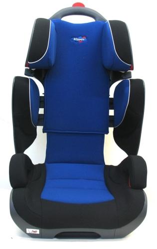 Klippan Bältesstol ES06, Blue/Black