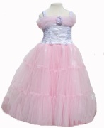 Balklänning, Rosa