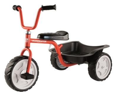 Stiga Roadracer Trehjuling, Röd