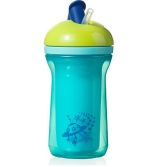 Tommee Tippee Explora Active Straw 300ml, Blå