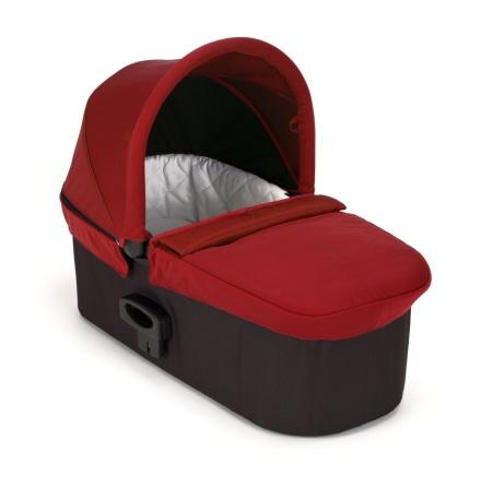 Baby Jogger Deluxe Pram Liggdel, Röd
