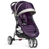 Baby Jogger City Mini Singel, Purple/Gray