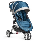 Baby Jogger City Mini Singel, Teal/Gray