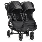 Baby Jogger City Mini GT Double, Black/Black