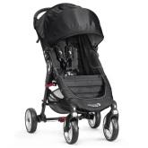 Baby Jogger City Mini 4-Wheel, Black/Gray