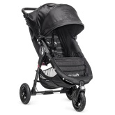 Baby Jogger City Mini GT Singel, Black/Black